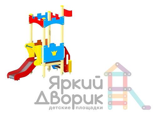 Д 102 Детский игровой комплекс Н=600