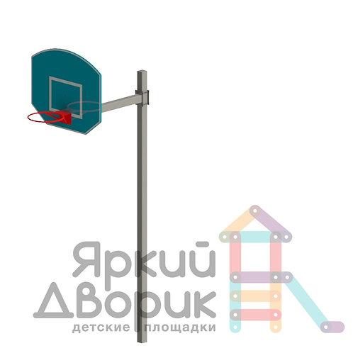 С 107 Стойка баскетбольная одинарная