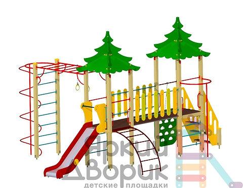 Д 218 Детский игровой комплекс Н=1200