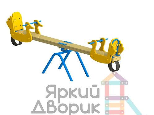 """И 309 Качалка-балансир """"Уточки"""""""