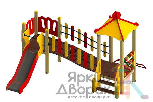 Д 211 Детский игровой комплекс Н=600; 900