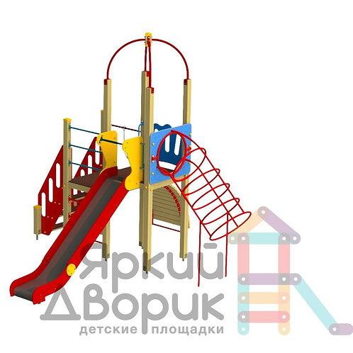 Д 215 Детский игровой комплекс Н=1200; 1500