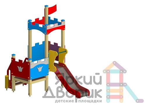 Д 216 Детский игровой комплекс Н=600; 900