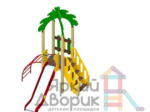 Д 107 Детский игровой комплекс  Н=1200