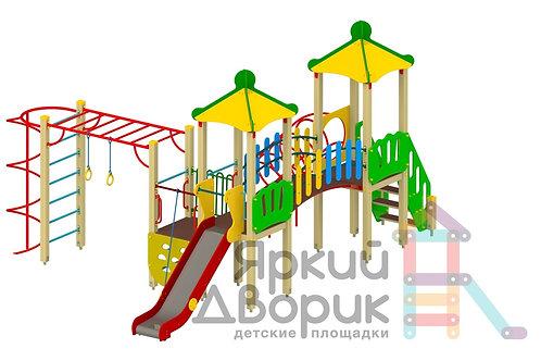 Д 309 Детский игровой комплекс Н=900; 1200