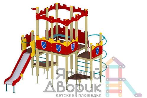 Д 606 Детский игровой комплекс Н=1200; 1500