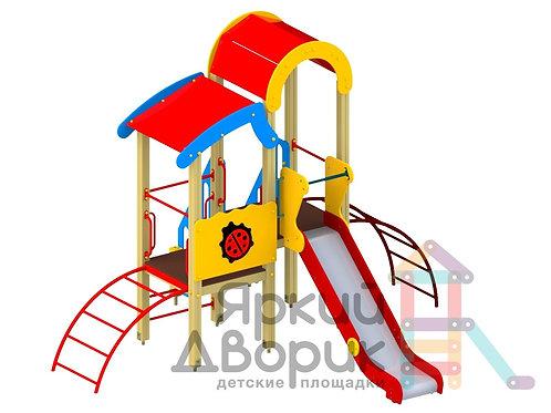 Д 204 Детский игровой комплекс Н=900; 1200