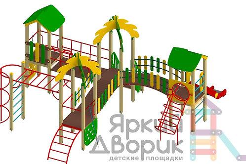 Д 403 Детский игровой комплекс Н=900; 1200