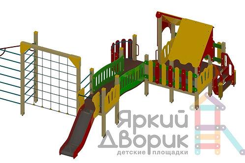 Д 604 Детский игровой комплекс Н=600; 900