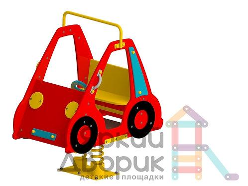 "И 422 Качалка на пружине ""Машина"""