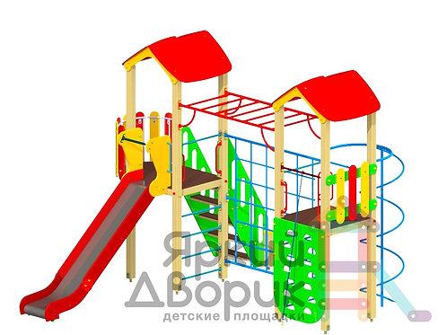 Д217 Детский игровой комплекс Н=1500