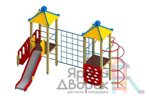 Д 207 Детский игровой комплекс Н=1200