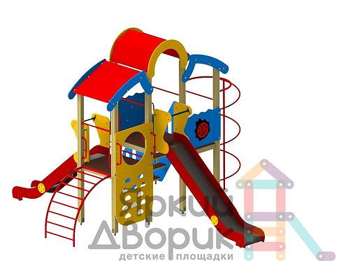 Д 303 Детский игровой комплекс Н=1200; 1500