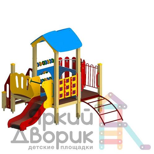 Д 402 Детский игровой комплекс Н=600