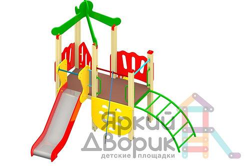 Д 203 Детский игровой комплекс Н=900
