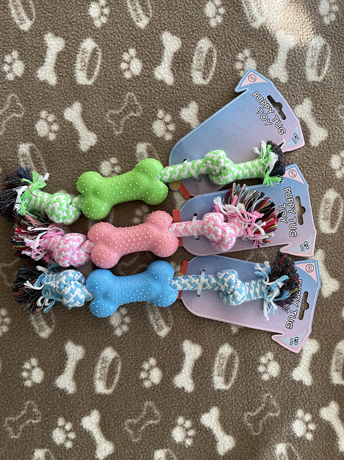 Puppy Rope Toy
