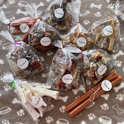 Natural Treat Bag - Add On