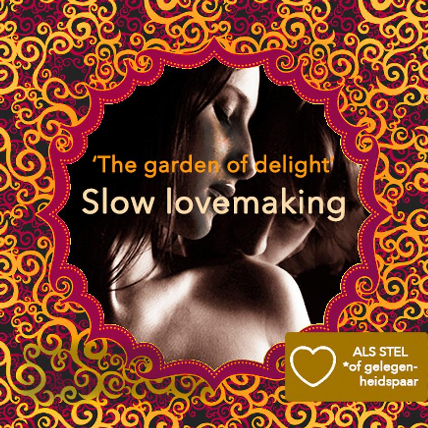 Slow Lovemaking | Witte 'Tantra Massage' Dag Workshop voor Stellen | Zaterdag 10 juli 2021