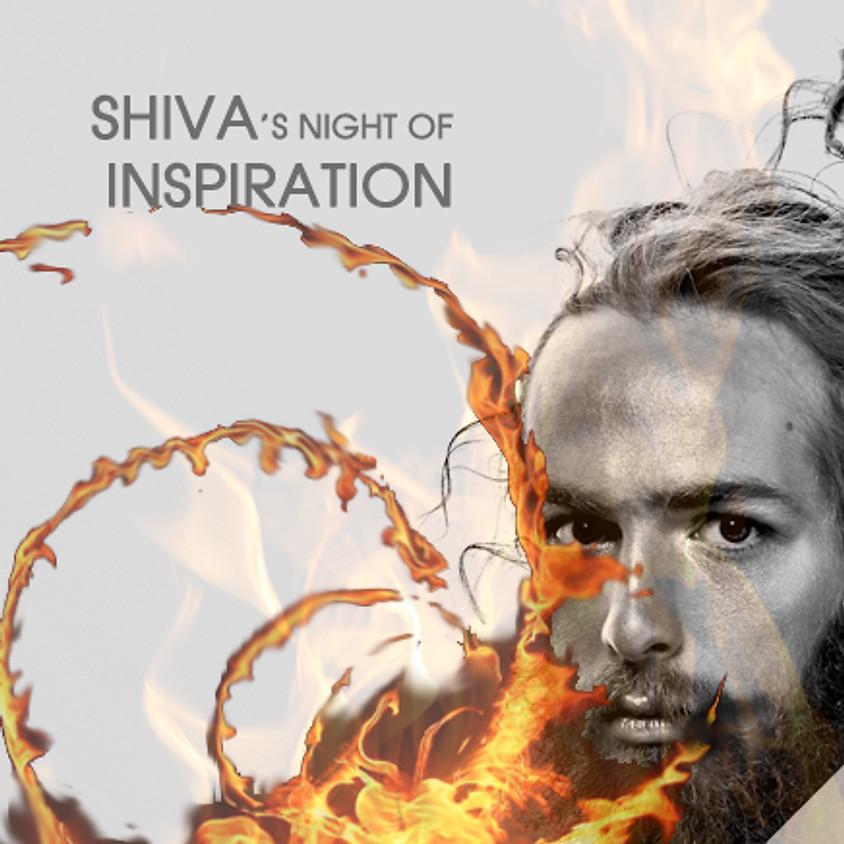 Shiva: Keeper of Holy Space | Mannen Empowerment | Witte Tantra Workshop | Vrijdagavond 15 nov 2019