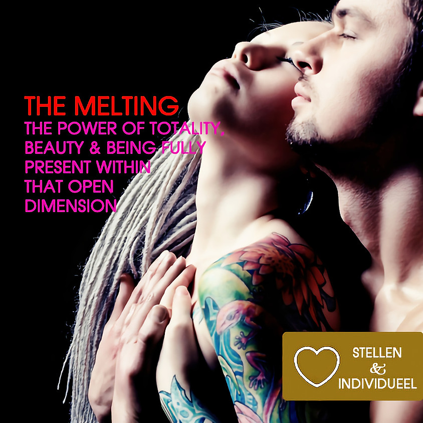 The Melting | Witte Tantra Weekend Retreat | Incl. diner, ontbijt, lunch | Singles & Stellen | 23 + 24 april 2022