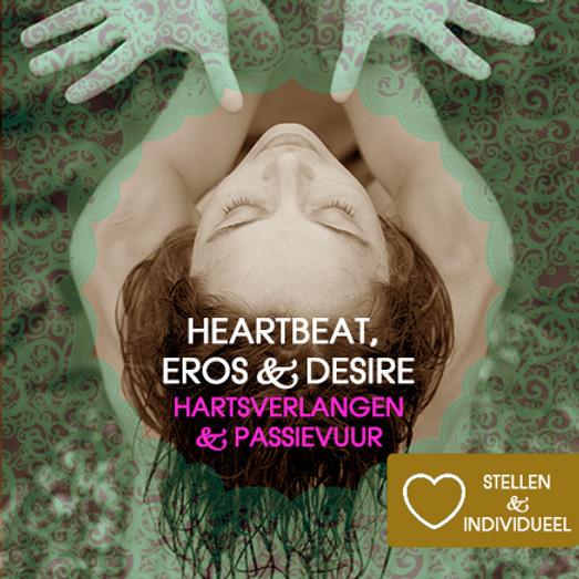 Heartbeat, Eros & Desire | Witte Tantra Weekend Incl. diner, ontbijt, lunch | Singles & Koppels | 06 + 07 nov 2021