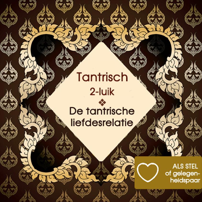 Tweede Dag 2-Luik | Rode Tantra Stellen | Zon 16 febr 2020 | *Alleen in combinatie met 02 febr 2020