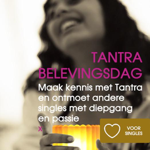 Tantra Belevingsdag | Singles | Witte Tantra Workshop Incl. lunch | Zondag 28 nov 2021