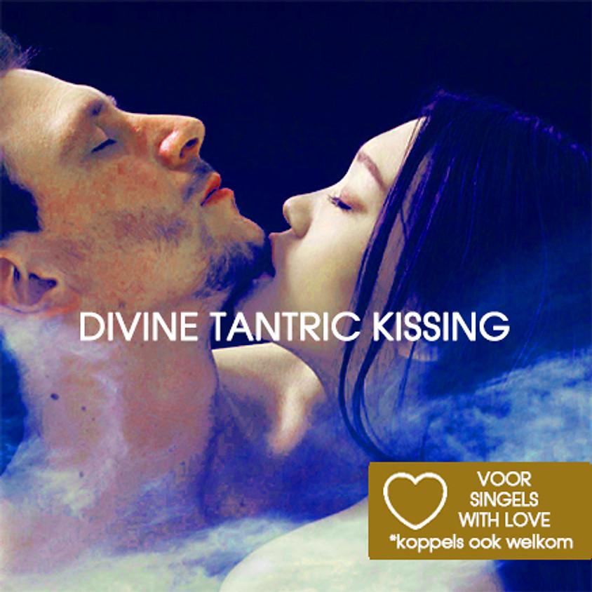 Avond | Divine Tantric Kissing | Singles | Witte Tantra Workshop | Vrijdag 17 juli 2020