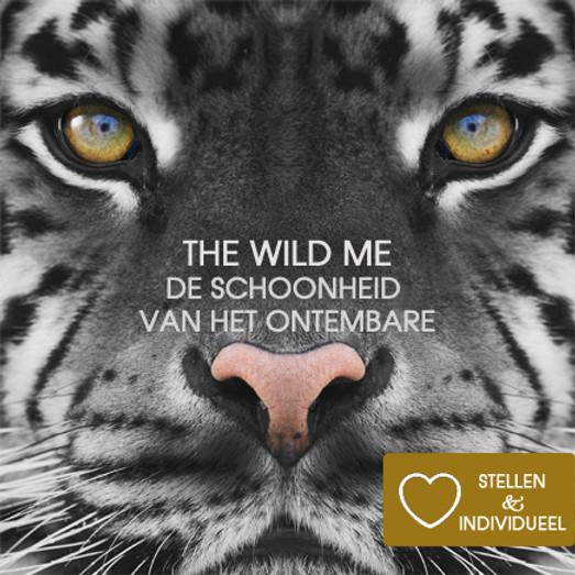The Wild Me | Witte Tantra Weekend Retreat Incl. diner, ontbijt, lunch | Singles & Stellen | 11 & 12 dec 2021