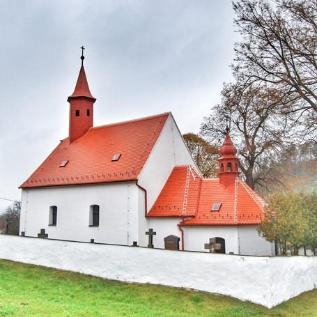 Kostel Krahulov