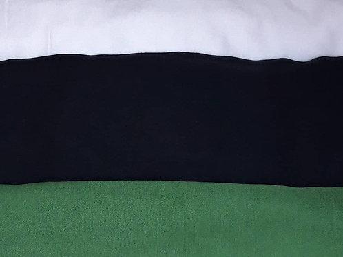 Klasik - černé, bílé, zelené