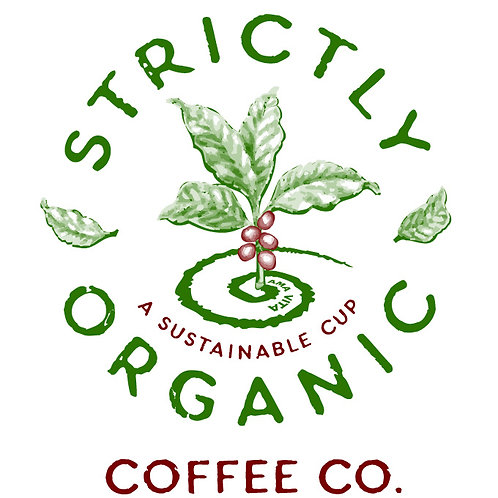 1 pound of Strictly Organic Coffee