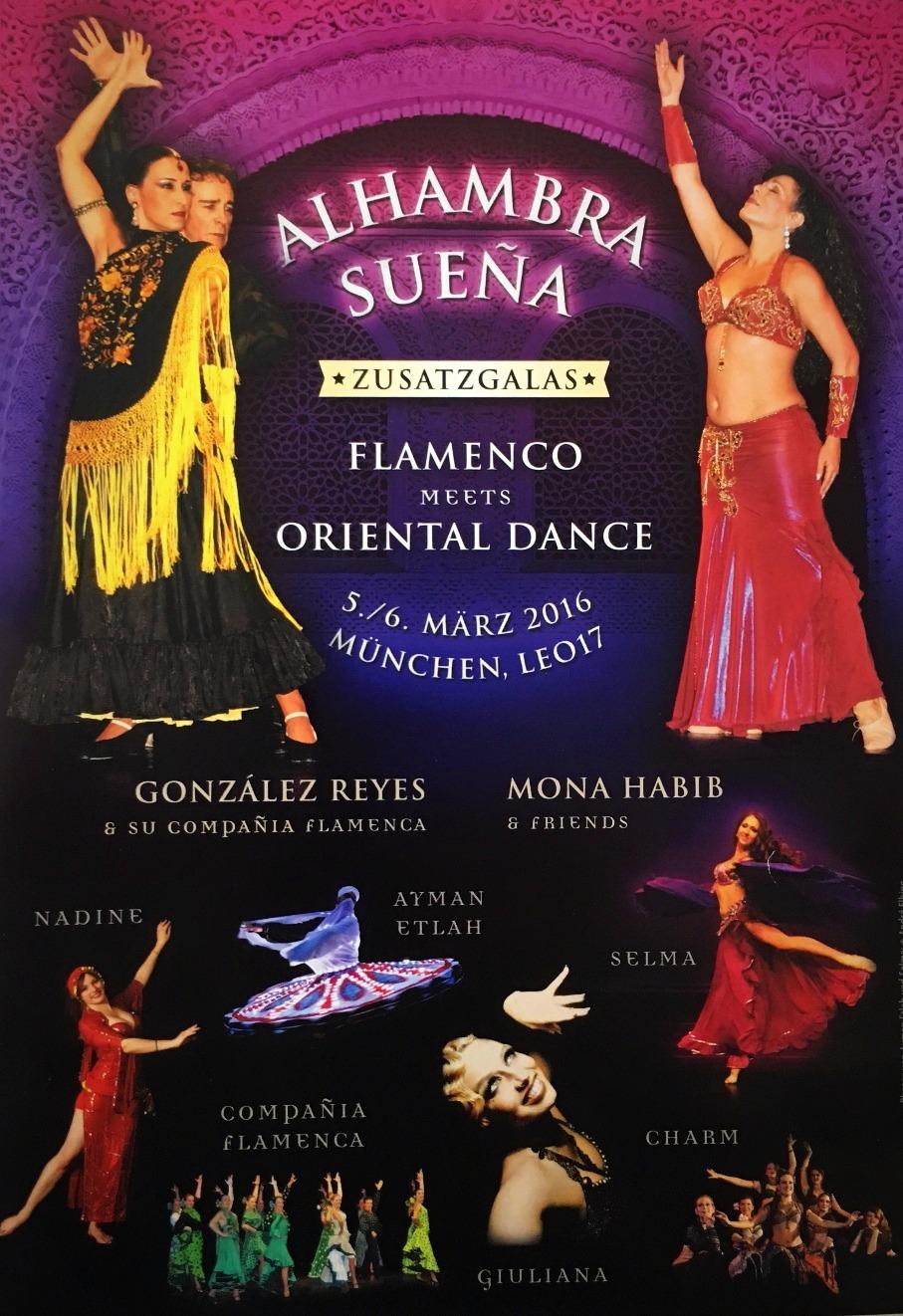 ALHAMBRA SUEÑA - Konzert 2015/2016
