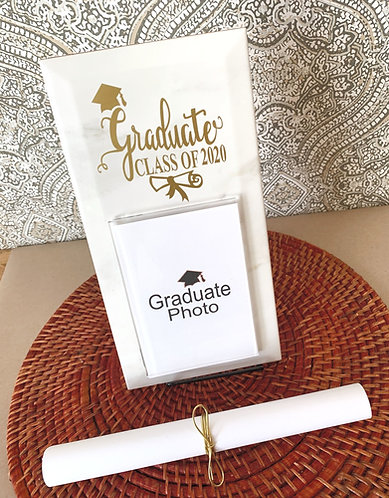 Decorative Tile - Graduate Frame from Ministry