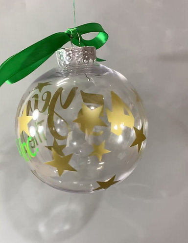 Businesses / Organizations Customized Ornaments
