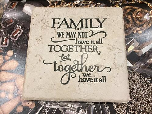Family Trivets