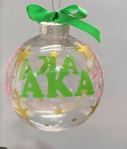 AKA Christmas Bulb