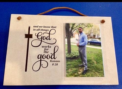 Scriptural Photo Frames