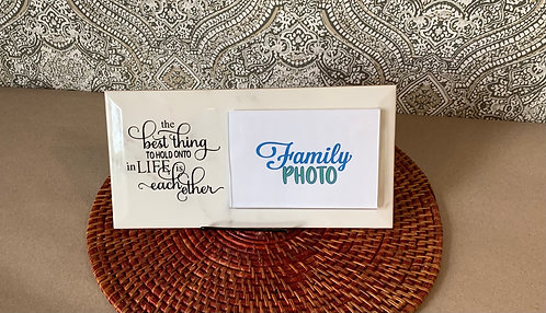 Best Thing Photo Frame