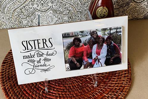 Sister Friends Photo Frame