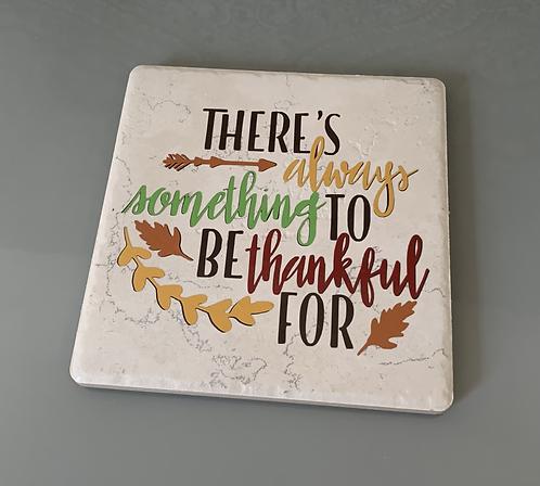 "3 in 1 Trivet ""Be Thankful"""