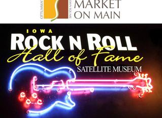 Ottumwa Foundation Funds Rock 'n Roll Satellite Museum