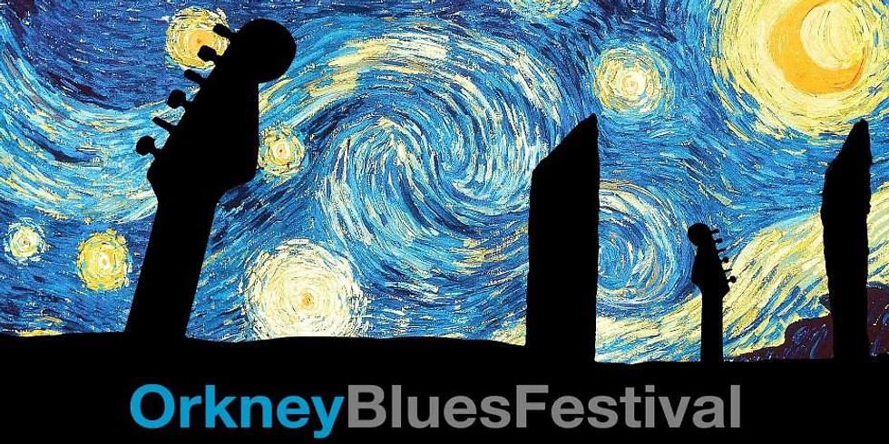 Orkney Blues Festival 2019