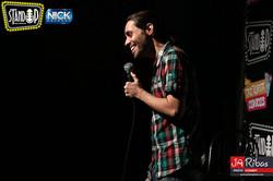 Presentando una Comedy Clan en Nick Havana