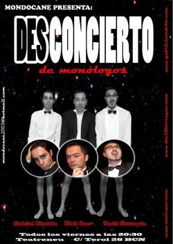 Desconcierto, 2007