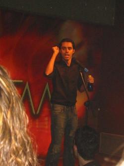 Actuación en Donosti, 2009