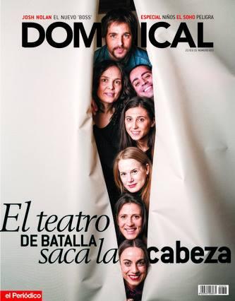 Portada el Dominical, El Periódico