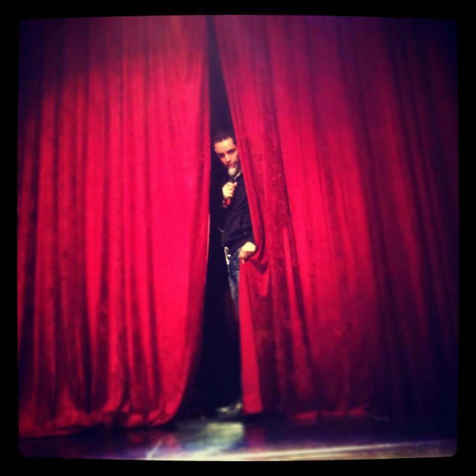 Preactuación en el Teatreneu 2012