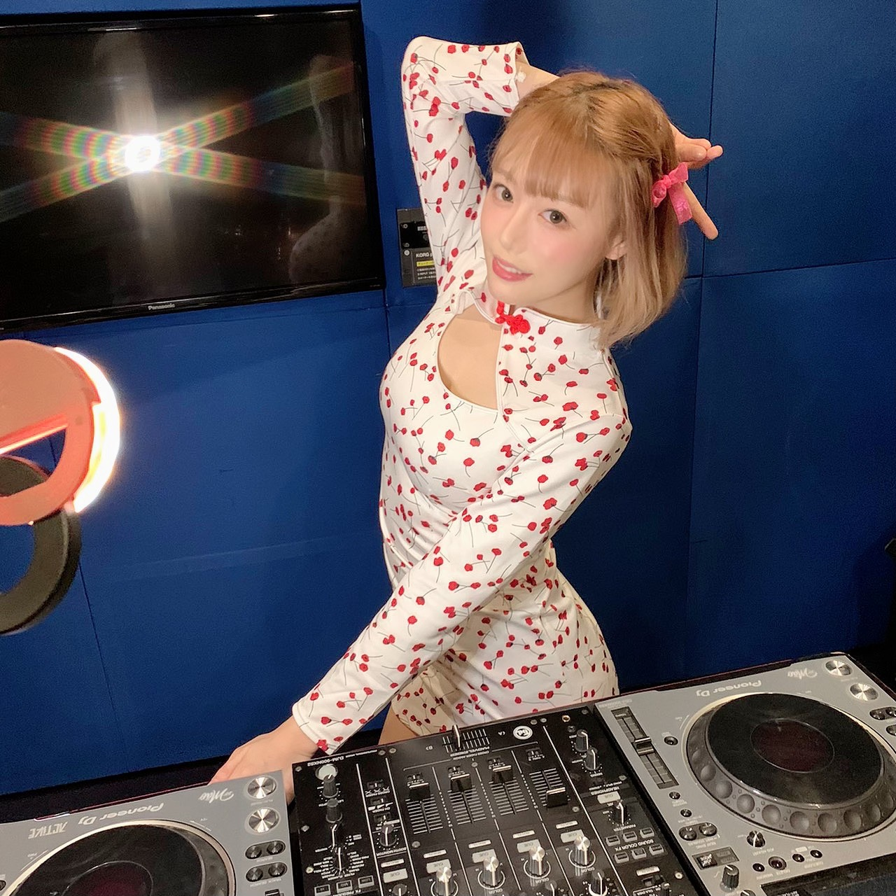 Mao Hamasaki (浜崎真緒) Best DJ in Hong Kong
