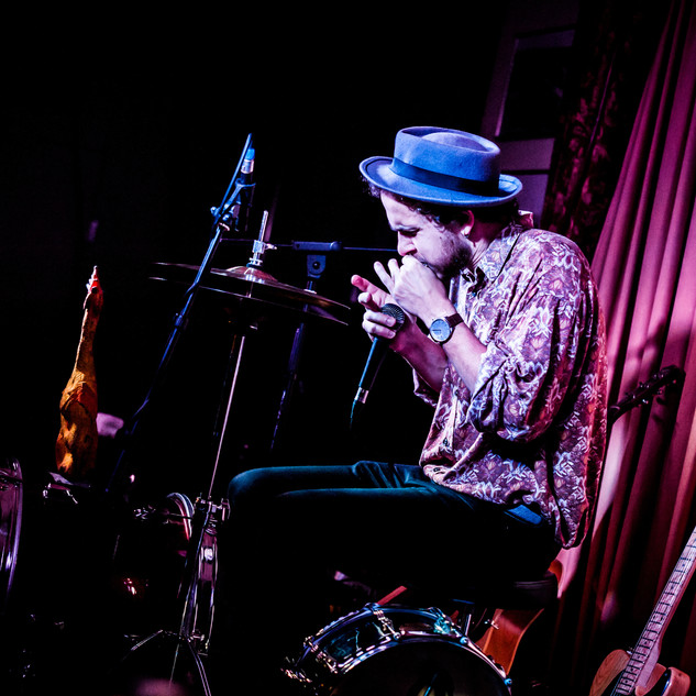 Live at The Tuesday Night Music Club 2016